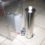 Коптильня для холодного копчения Hobbi Smoke, 90л