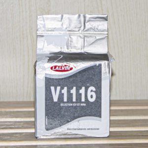 Дрожжи Винные Lalvin V-1116