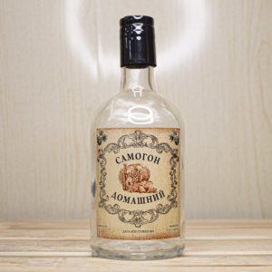 Бутылка Самогон домашний